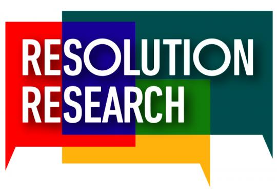 Resolution Research & Marketing, Inc. logo