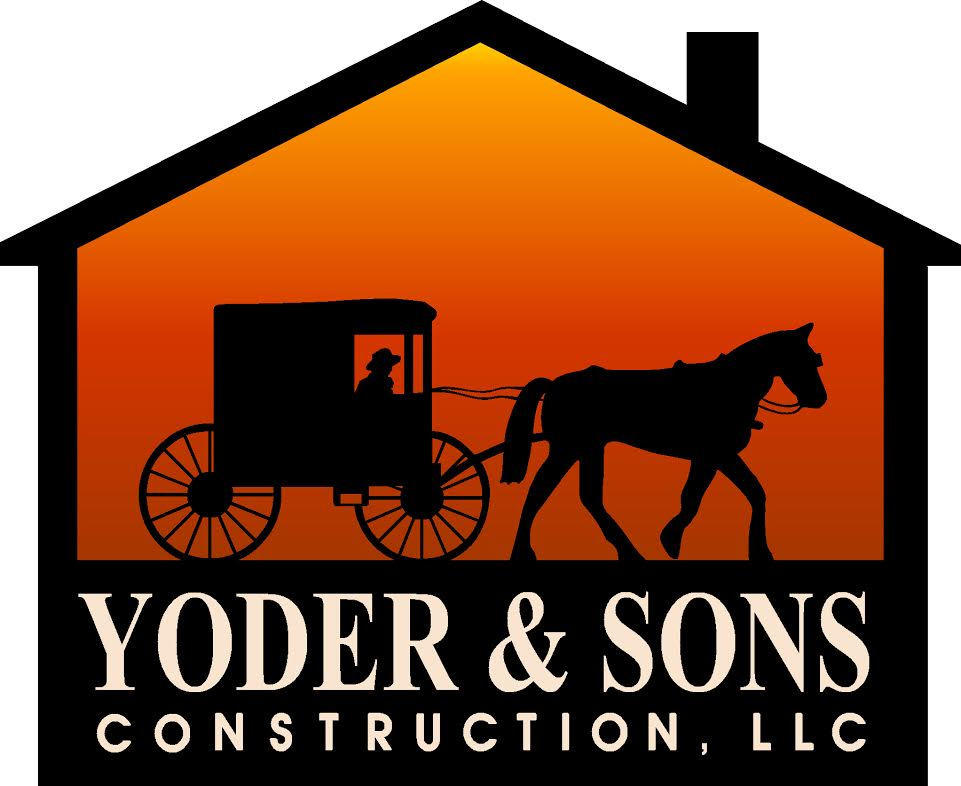 Yoder and Sons Construction LLC logo