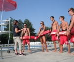 LIFEGUARD TRAINING AND SUPERVISION