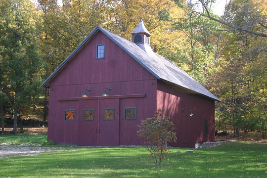 Custom Barns Available for you
