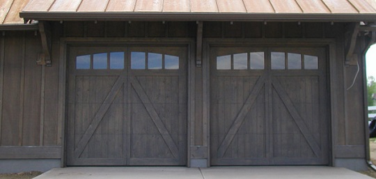 Do you need a Garage Door or Gate to match the exterior of your Home? We can build whatever you need.
