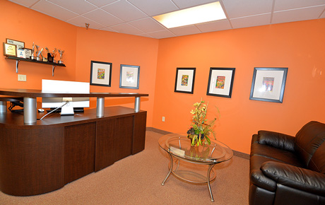 We love where we work.  Atomic Design has been in our Rochester, NY office since 2005.
