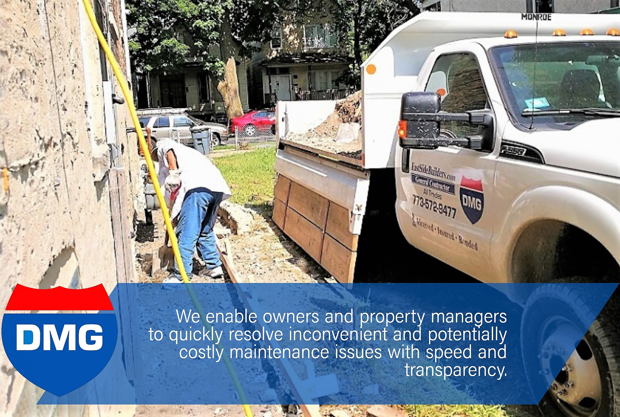 Make property maintenance and emergency repairs more convenient and affordable then ever. We will help you achieve your maintenance goals by maintaining your property and attending work orders or working alongside your vendor of choice. Our goal is efficie