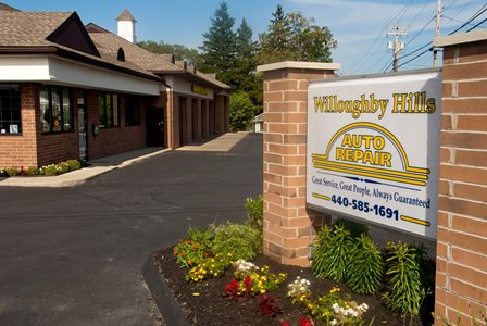Willoughby Hills Auto Repair Better Business Bureau Profile