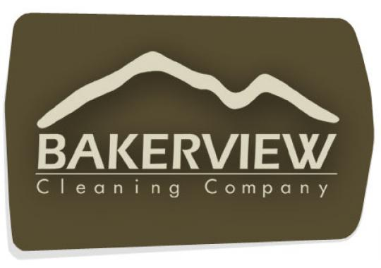 Bakerview Cleaning Company logo