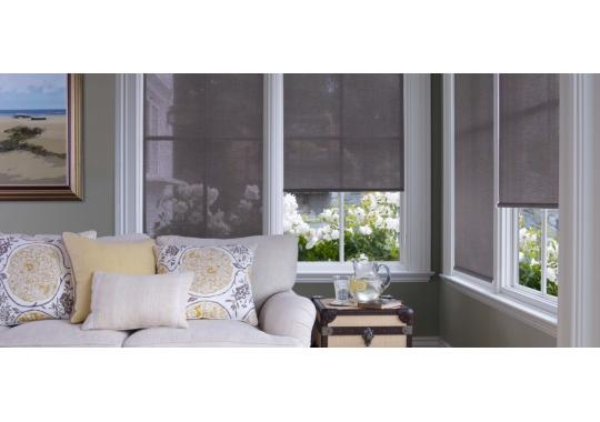 Roller Shades come in 200+ colors, styles & textures.