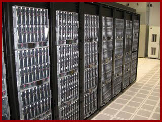 Data center and server relocation services