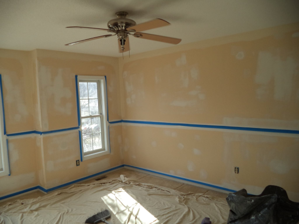 Before Interior Paint