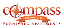 Compass Furnished Apartments logo