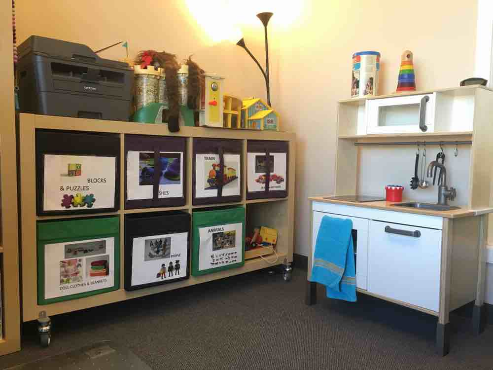 Child Therapy Space Office 1