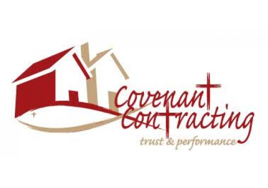 Covenant Contracting logo