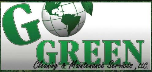 Go Green Cleaning & Maintenance Services logo