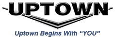 Uptown Ford, Lincoln, Chevrolet, Dodge, Chrysler, Jeep logo
