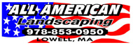 All American Landscaping logo
