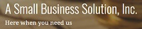 A Small Business Solution logo