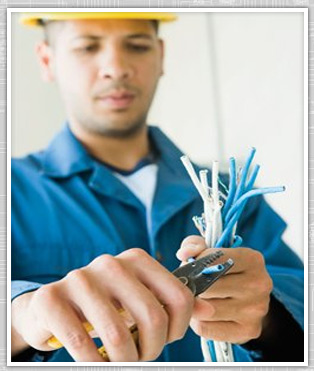 Experience counts when you're installing electrical services:  Yearly completion of approximately 50 homes