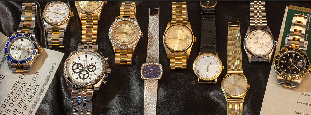 At Hawaii Estate & Jewelry Buyers, we have more than 30 years of experience buying and selling luxury watches. Whether you are looking to sell a few used watches or just one luxury watch in mint condition, we would love to help you assess the value of your