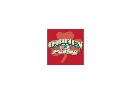 O'Brien Paving Inc. logo