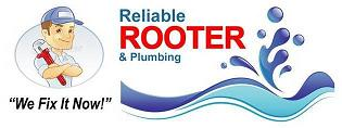 Reliable Rooter & Plumbing logo