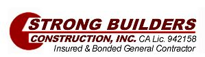 Strong Builders Construction, Inc. logo