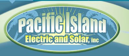 Pacific Island Electric, Inc. logo
