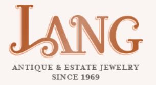 Lang Antiques & Estate Jewelry Buyers Sellers & Appraisers logo