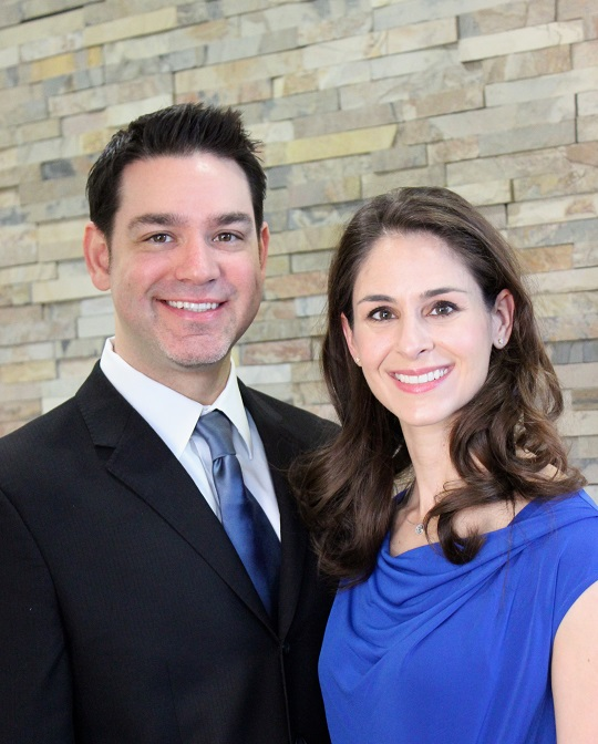 Vincent A. Morales, DDS (Dentist) and Meredith L. Tamayo (Managing Director)