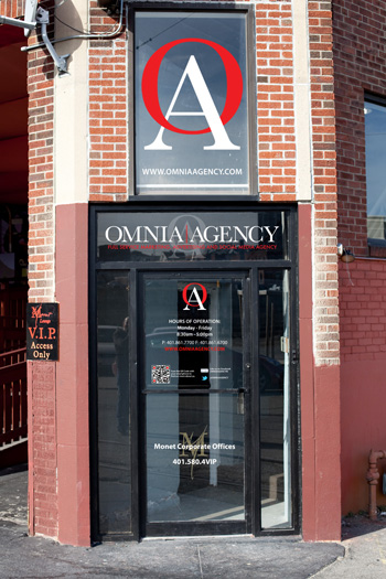 Welcome to Omnia Agency!