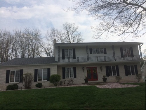 "We installed Owens Corning Estate Grey roofing on this home on Findlay, Canfield OH 44406. The homeowner said: ""Company is extremely responsive. I had a concern and it was rectified same day""."