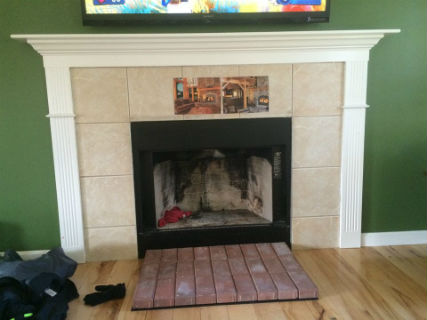 How to fix a gas fireplace insert plus vbulletin for Gas fireplace maintenance do it yourself