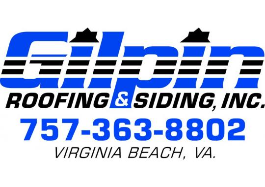 Gilpin Roofing & Siding, Inc. logo