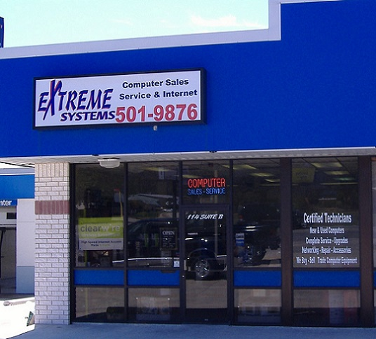 Store Front Harker Heights