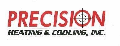 Precision Heating & Cooling logo