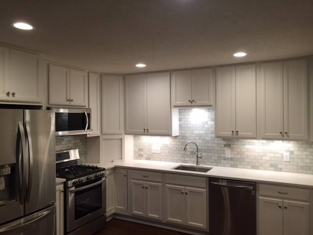 We love remodeling kitchens for our customers in Minneapolis and the surrounding suburbs!