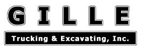 Gille Trucking and Excavating, Inc. logo