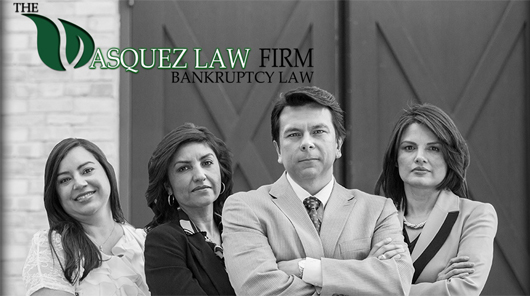 The Vasquez Law Firm Bankruptcy Attorney
