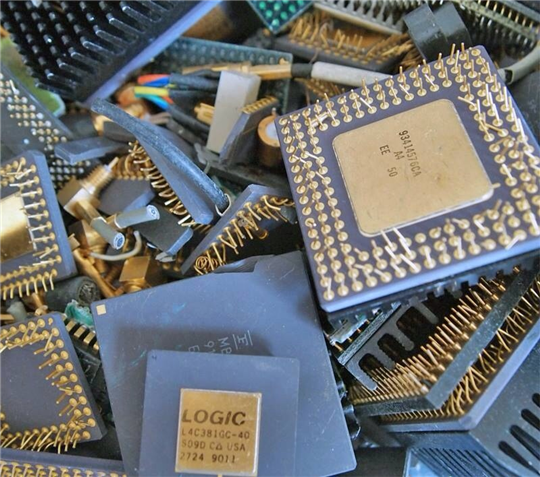 Sell Gold Electronic Scrap
