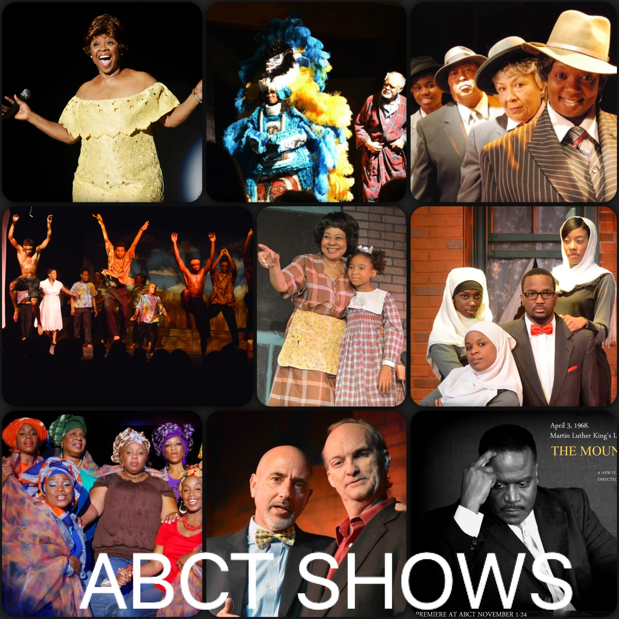 Anthony Bean Community Theater & Acting School logo