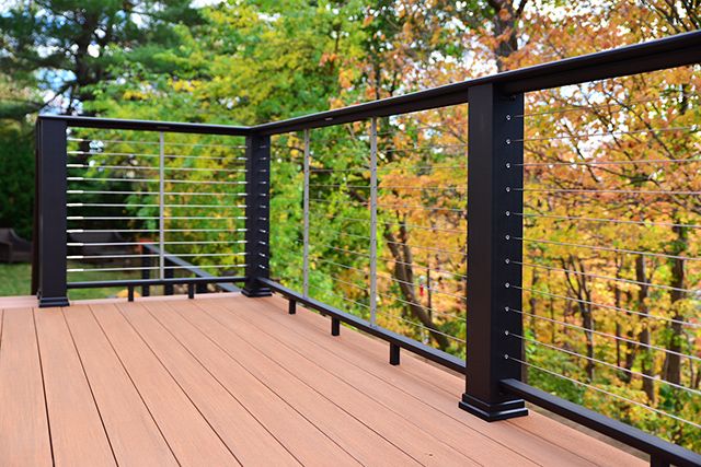 Railing by TimberTech Evolutions - Contemporary
