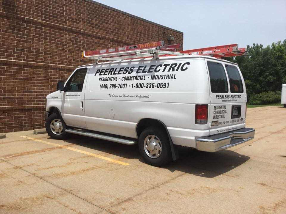 Our 24/7 Emergency Service & excellent customer service, has allowed us to be one of NE Ohio's most recognized names in Electrical Service & Maintenance.