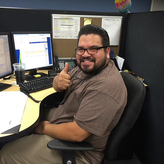 Say hello to Manny from our customer support team!