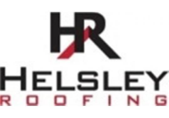 Helsley Roofing Company logo
