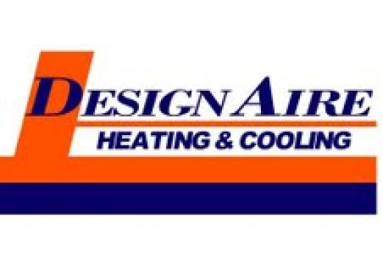 Design Aire Heating & Cooling logo