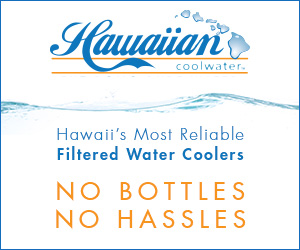 No Bottles, No Hassles.  Hawaii's most reliable filtered water coolers