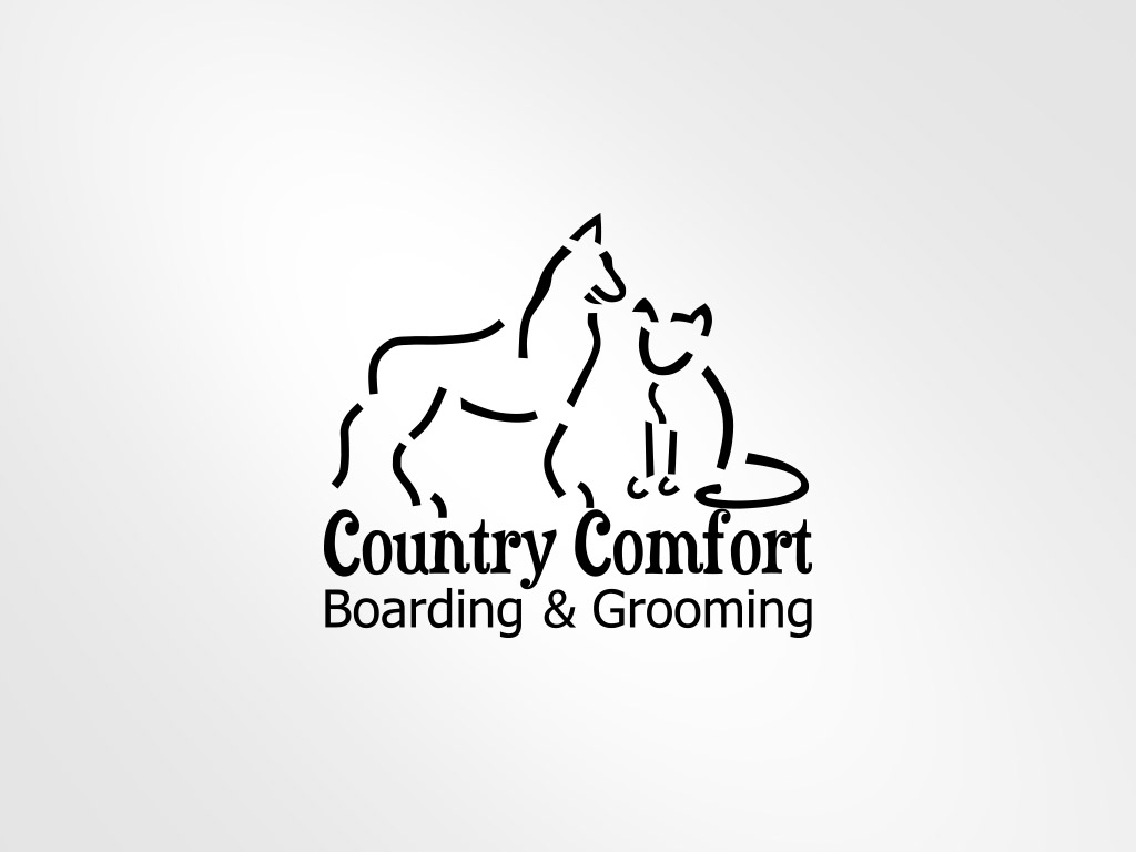 Country Comfort Boarding & Grooming logo