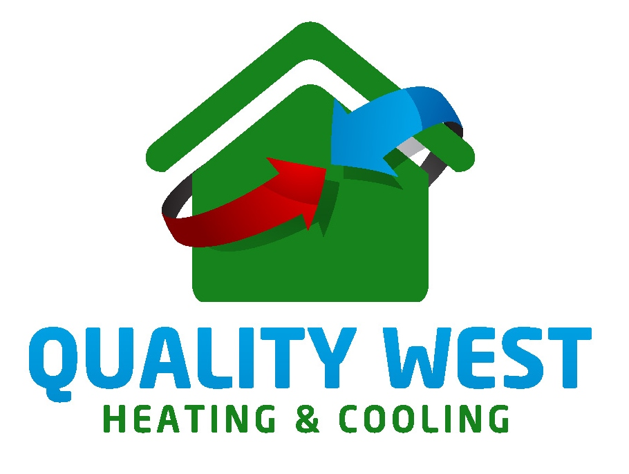 Quality West Heating & Cooling logo
