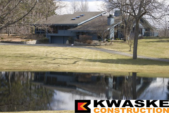 Browns Lake home.  EXTREME OVERHAUL, interior and exterior, with multiple additions.