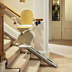 Acorn Stairlift's New Seat