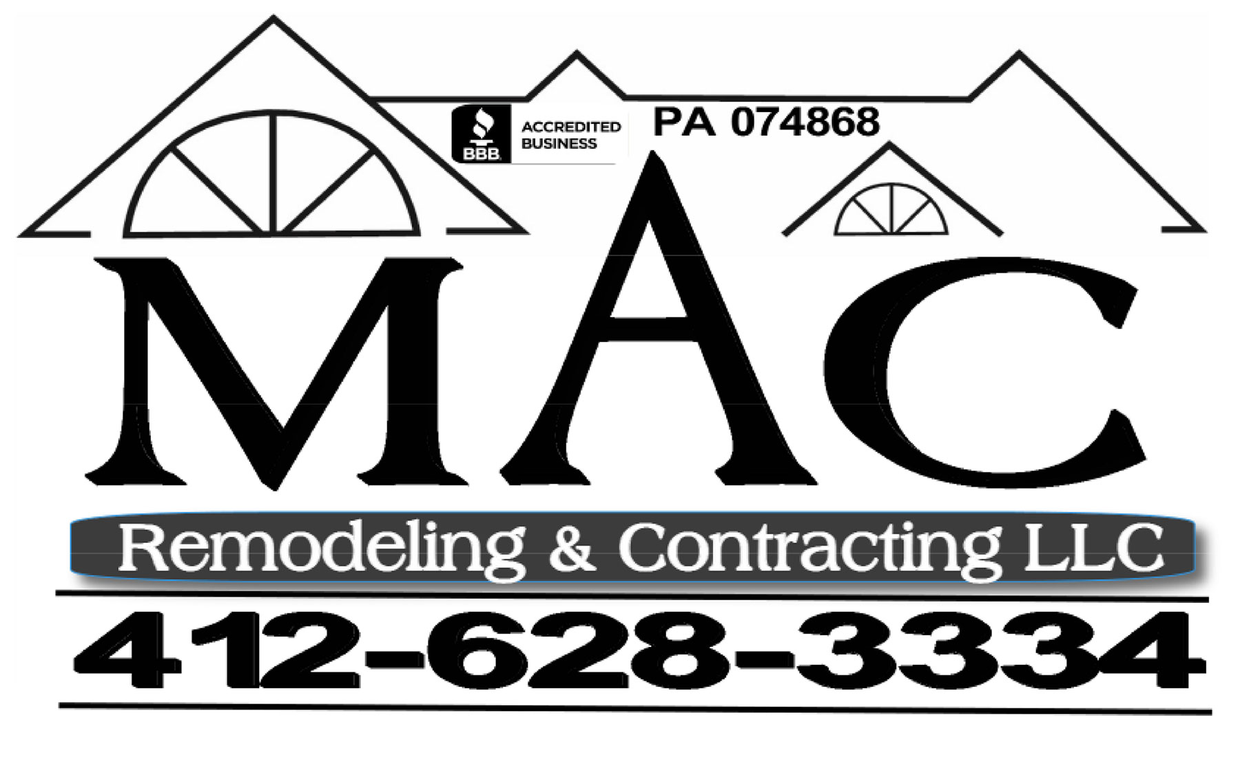 Mac Remodeling & Contracting LLC logo