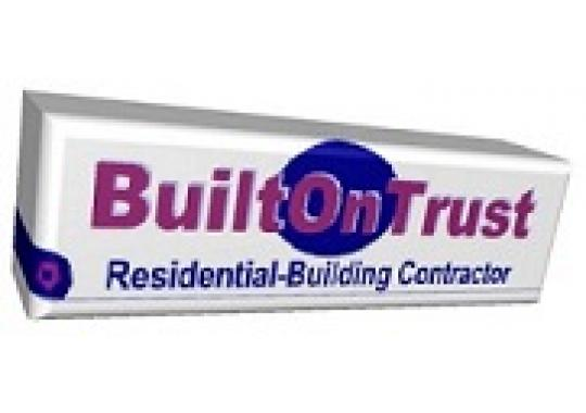 Built on Trust Residential - Building Contracting logo
